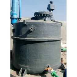 FRP Vertical Cylindrical Tank