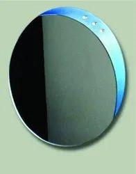 Round Glass Designer Mirror