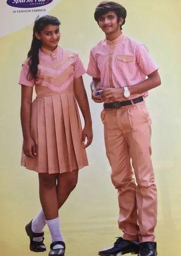 Poly Cotton School Uniform