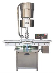 Automatic Single Head Vial Capping Machine