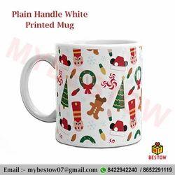 Plain Photo Mug