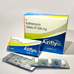 Azithromycin Tablets IP 500 mg