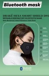 Reusable Respiratory Bluetooth Mask