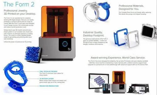 3d Printer For Jewellery