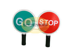 Stop Go Traffic Baton