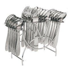 N-13-13 SS Wire Cutlery Set