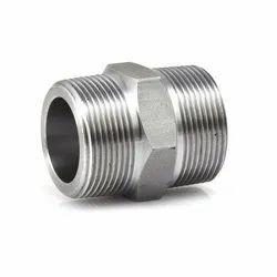 Alloy Steel Threaded Hex Nipple