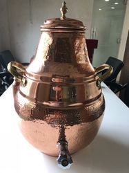 Pure Copper Water Pot