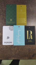 Designer Hang Tags