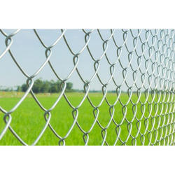 Chain Link Fencing In Kanpur चेन लिंक फेंसिंग कानपुर