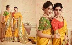 Banarasi Silk Fabrics
