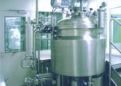 Sterile Manufacturing Process Vessels