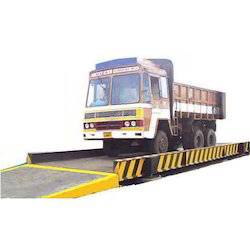 Weighbridge for Foundry