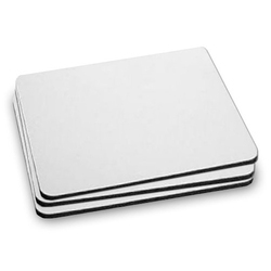 Sublimation Plain Square Mouse Pad