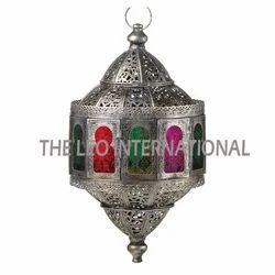 Large Size Hanging Moroccan Lantern