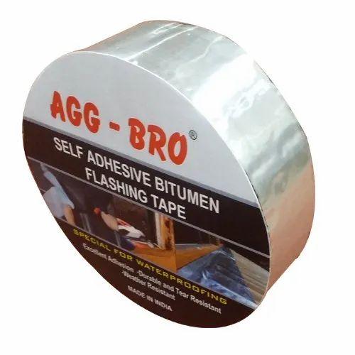 20 mm x 10 m Self Adhesive Duct Insulation Reflective Aluminium Tape