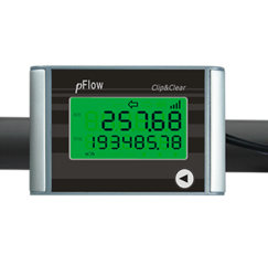 CA Serial Ultrasonic Flow Meter with Picofly Technology