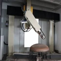 MSC-SK1 Steel Dish Head CNC Automatic Polishing Machine