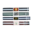Striped Boys Belt