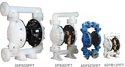 Pneumatic Plastic Diaphragm Pumps