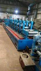 MS Pipe Making Machine