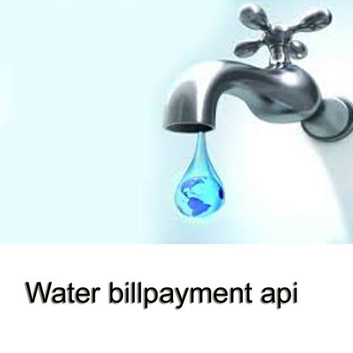Water Bill Payment API Services in Madurai, Bill Pay Mart