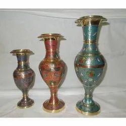 Kashmiri Flower Vase
