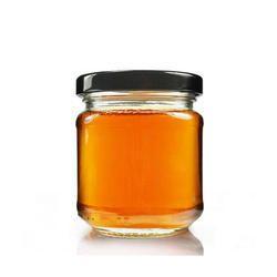 250 ml Round Glass Honey Jar