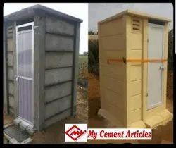 RCC Redymade Toilet