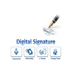 Digital Signature For E-Tendering, Authentication