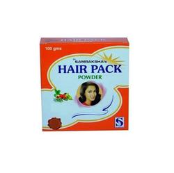 Samraksha Hair Pack Powder, Pack Size: 100 Gm, for Personal