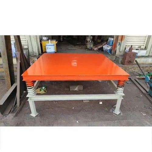 Spring Vibrating Table