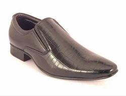 Black Men Gents Shoe JJEGYPT-05 Elite, Size: 5, 6, 7, 8, 9, 10