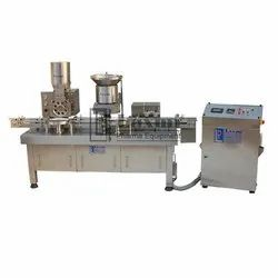 Automatic High Speed Injectable Powder Filling & Stoppering