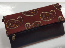 Fold Over Ladies Clutch
