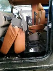 Jeep Front Folding Seat