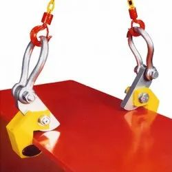 HORIZONTAL PLATE CLAMP WITHOUT SPRING