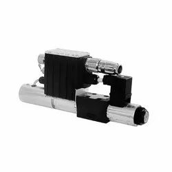 Proportional Directional Control Valve, with Digital Control Electronics, Feedback and OBE