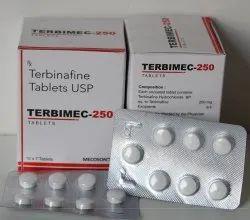 Terbinafine 250mg Tab
