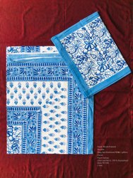 Block Printed Bed Sheets