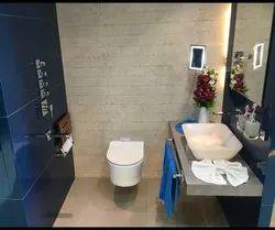 Pearl Matt Bathroom Tiles, Thickness: 5-10 mm