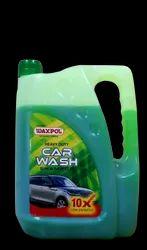 Waxpol Heavy Duty Car Wash Shampoo 10x Super Concentrate Snow Foam 4 L