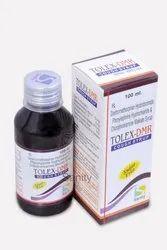 TOLEX-DMR Cough Syrup, 100 ml