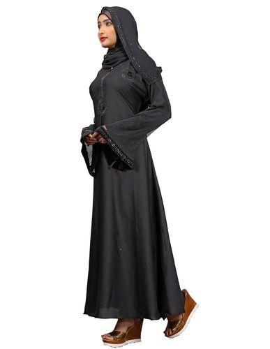 6fb42f7a2b61 Casual Daily Islamic Wear Nida Abaya Burkha Designs 2018, Ladies ...