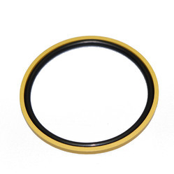 PTFE Piston Seals with PTFE Slide Rings
