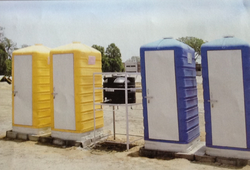 Prefabricated Portable Toilet