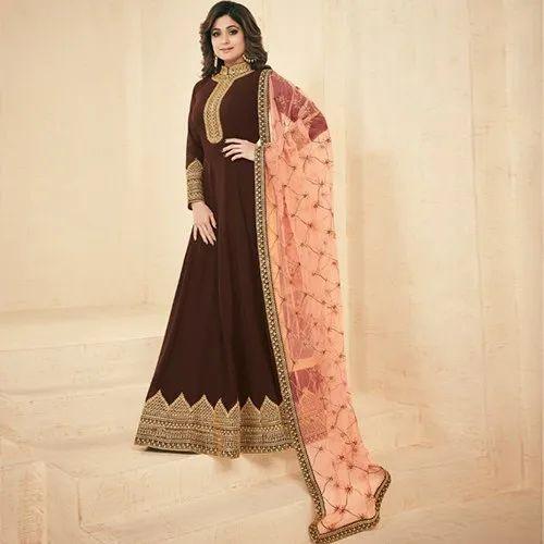 a154a6c8d24 Anarkali Gown