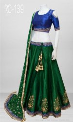 WORK Bridal Lehengas