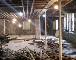 Residential Dismantling Services