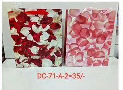 Flower Printed Gift Bags